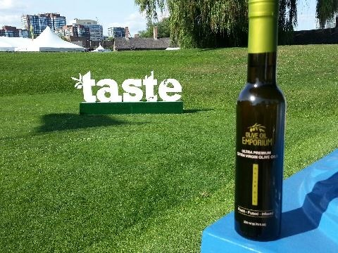 Olive Oil Emporium at Taste of Toronto 2016