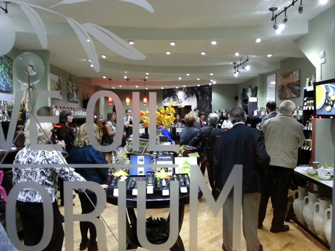 Toronto Midtown Business Association Hosts Exclusive Tasting Event at the Olive Oil Emporium