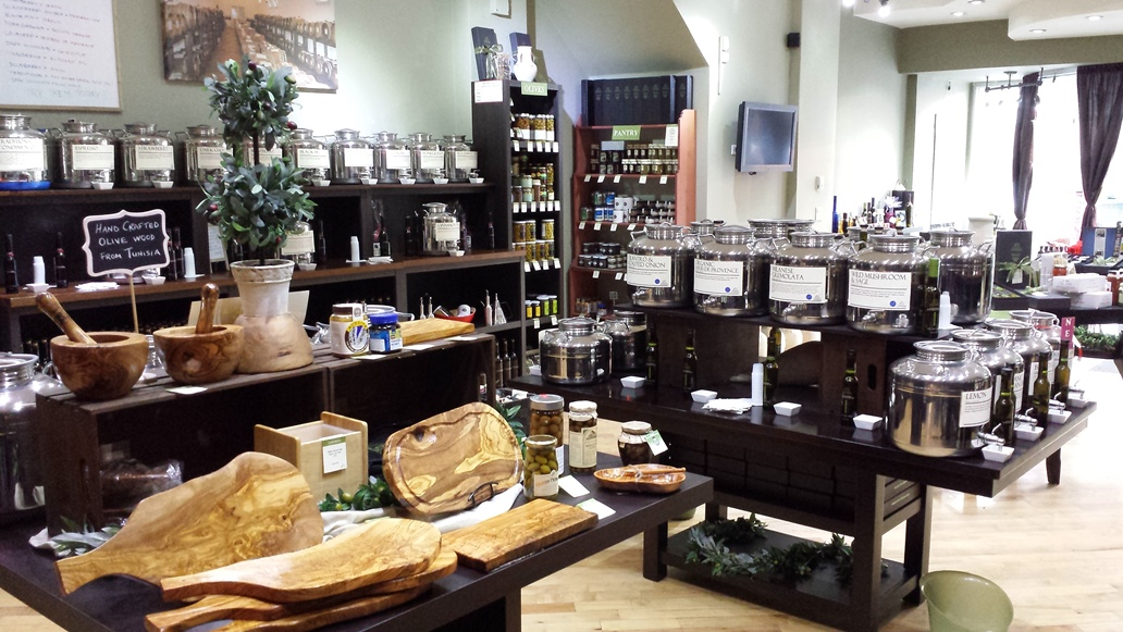 Olive Oil Emporium on Toronto's TrendHunter