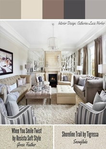 Opulent Design by Catherine-Lucie Horber -  Royal Interior Design Ltd. Social Media