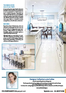 Magazine mentions for Royal Interior Design Ltd. - Taking Your Kitchen Potential to a Whole New Level