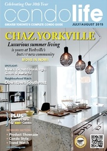Condo Life - Greater Toronto's Complete Condo Guide - Magazine mentions for Royal Interior Design Ltd.
