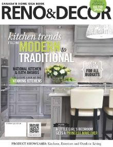 Canada's Home Idea Book Reno & Decor - Magazine mentions for Royal Interior Design Ltd.