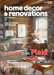Home Decor & Renovations - Magazine mentions for Royal Interior Design Ltd.