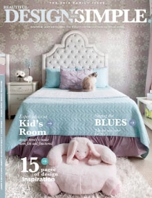 Beautiful Design Made Simple - Magazine mentions for Royal Interior Design Ltd.