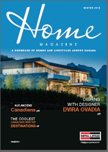 Home Magazine - Magazine mentions for Royal Interior Design Ltd.