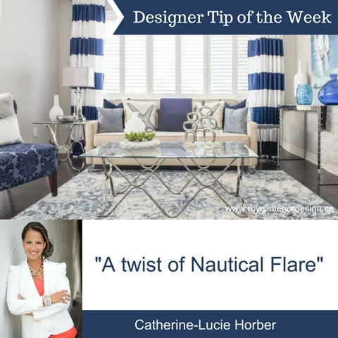 A Twist of Nautical Flare