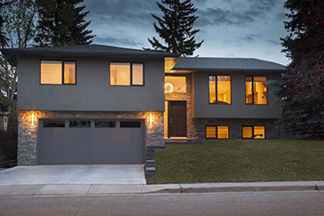 Home Improvement Varsity, Calgary by Method Residential Design