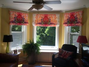 motorized window shades