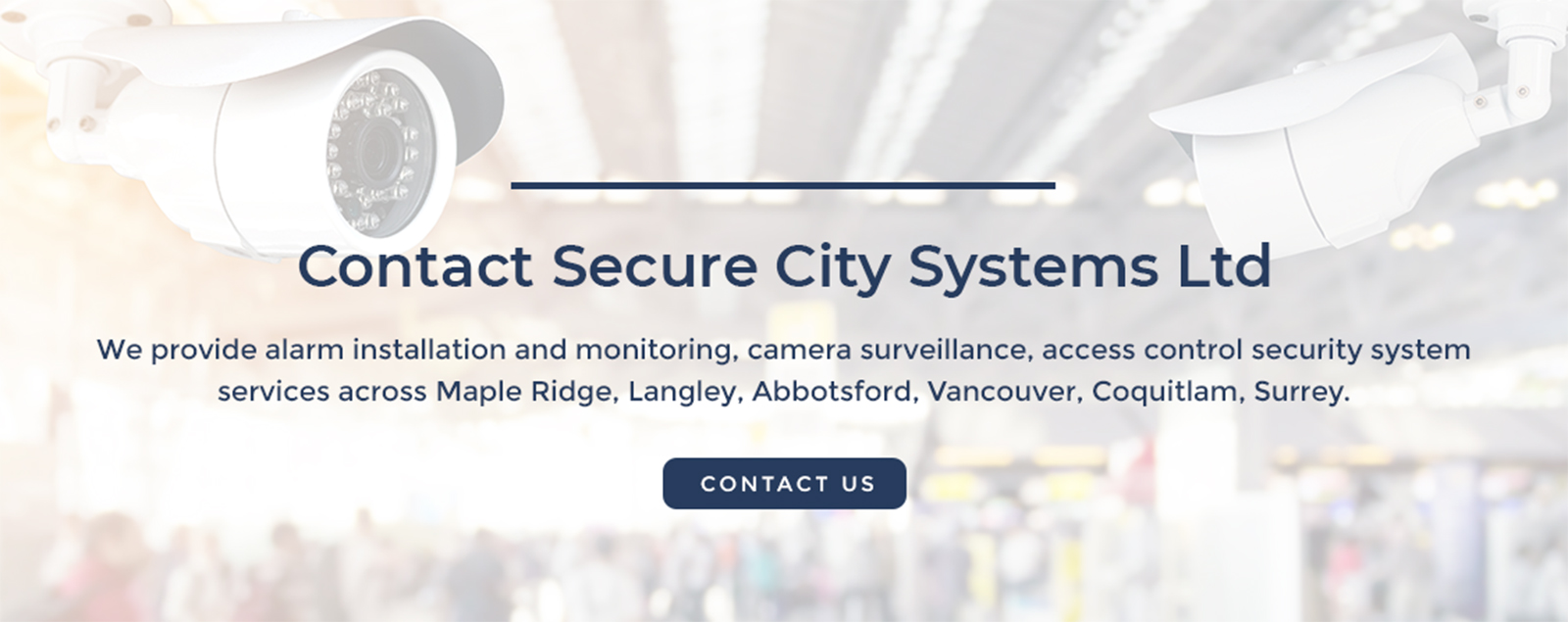 HD Camera Surveillance in Maple Ridge