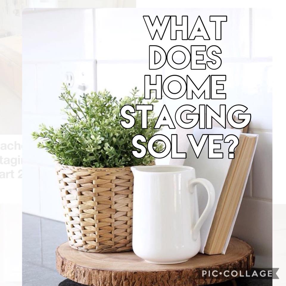 Problem Solving With Home Staging
