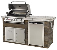 Buy Bull BBQ Power Q Outdoor Kitchen Online at Beachcomber Lloydminster
