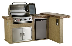 Buy Social Q Bull Outdoor Kitchen Online at  Beachcomber Lloydminster