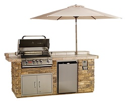 Buy Ultimate Q Bull Outdoor Kitchen Online at  Beachcomber Lloydminster