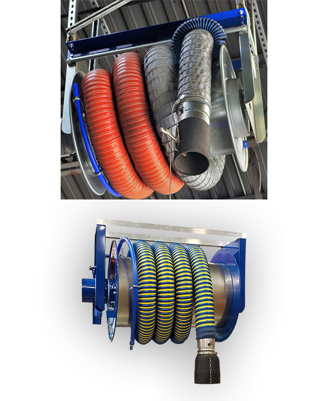 Vehicle Exhaust Hoses