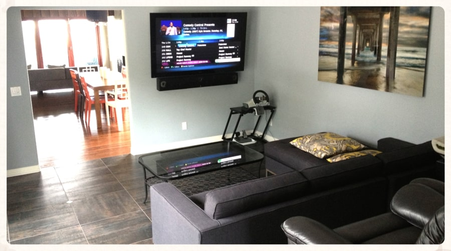 TV Installation Services San Diego by Wave Connects