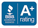 Better Business Bureau Accredited Business Badge