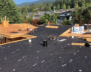 Roof Waterproofing Coquitlam by Citadel - General Contractor Surrey