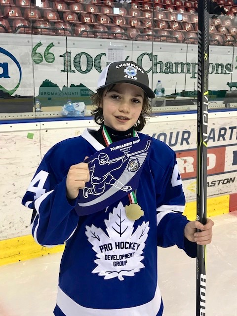 2019 Futur Hockey MVP