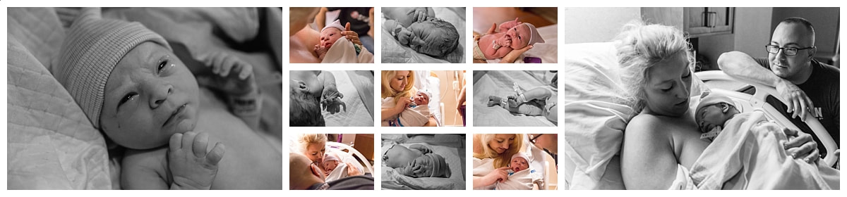 Professional Birth Photography San Antonio