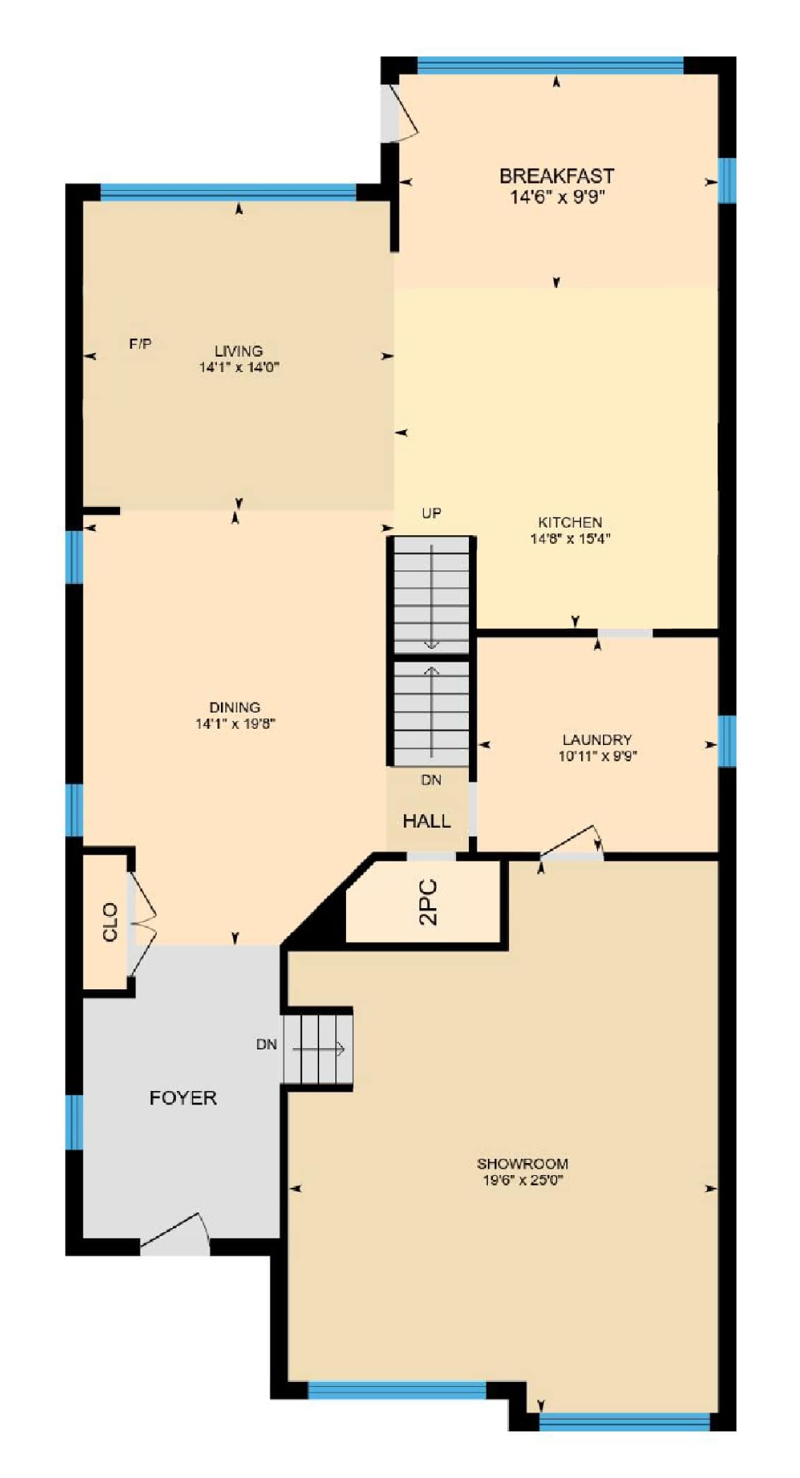 Standard iGuide - Square Feet Photography and Floor Plans