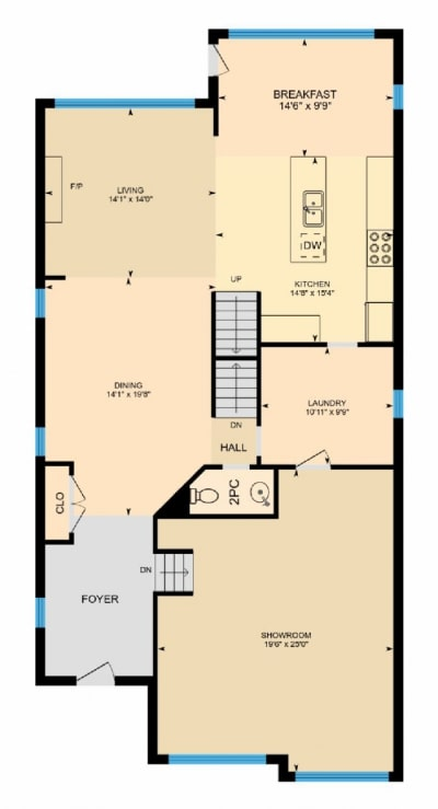Premium iGuide - Square Feet Photography and Floor Plans