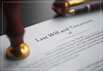 Wills and Powers Of Attorney / Estate Planning