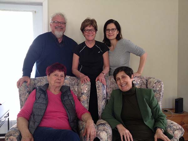 The Care Team at Memory Lane Home Living Inc. - Dementia Care for Women Richmond Hill