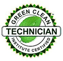 Green Clean Institute Certified Badge