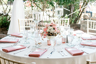 Partial Wedding Planning and Coordination Package at Kris Lavender