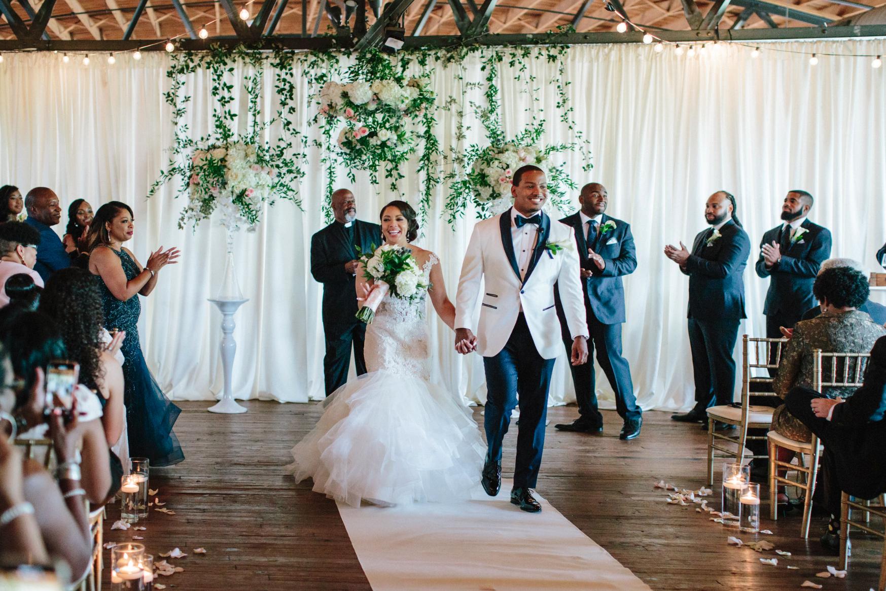 Wedding Coordinator Atlanta at Kris Lavender