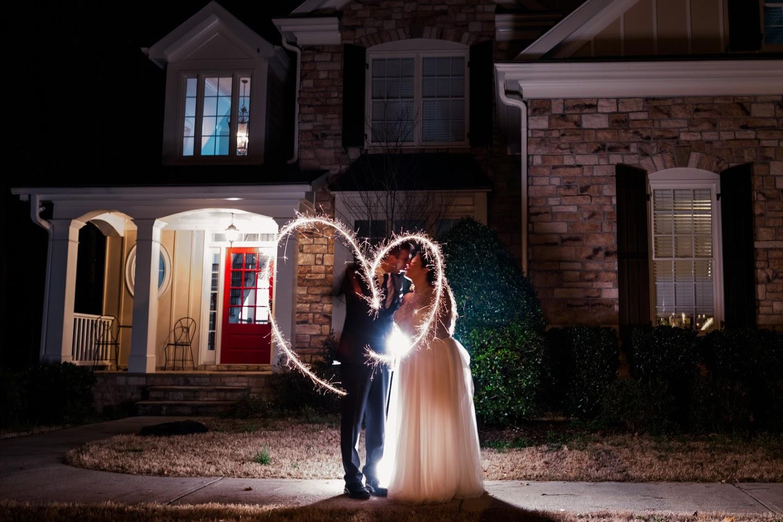 Wedding Reception by Kris Lavender - Wedding Planner Marietta GA