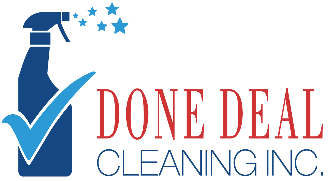 Done Deal Cleaning Inc Logo