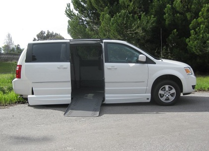 Wheelchair Accessible Vans by Access Options Inc - Mobility Van Rentals Watsonville