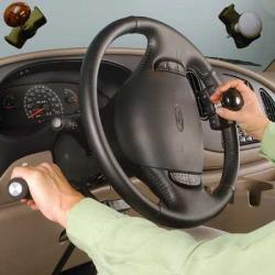 Steering Grip - Spinner Knob 3520B by Access Options Inc - MPD Disabled Driving Aids Fremont
