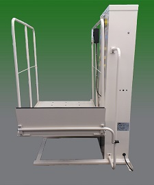 Mac's Lift Gate by Access Options Inc - Vertical Platform Lifts Watsonville