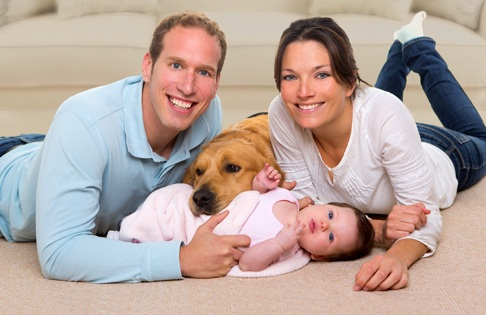Residential Carpet Cleaning in Cambridge
