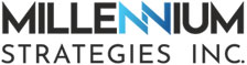 Millennium Strategies Inc. Logo