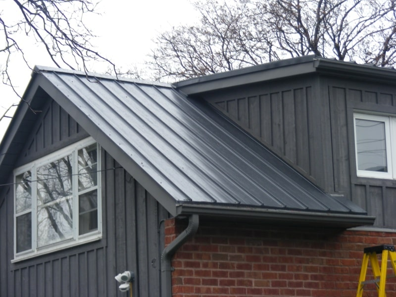Mississauga Metal Roofing