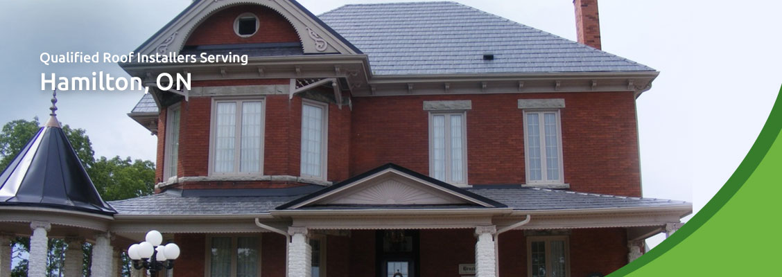 Qualified Roof Installers Serving Hamilton, ON