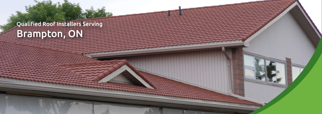 Qualified Roof Installers Serving Brampton, ON