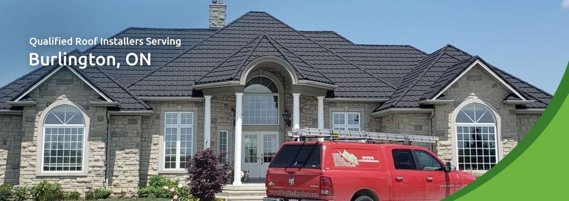 Qualified Roof Installers Serving Burlington, ON