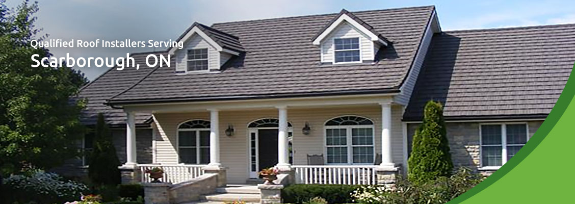 Qualified Roof Installers Serving Scarborough, ON
