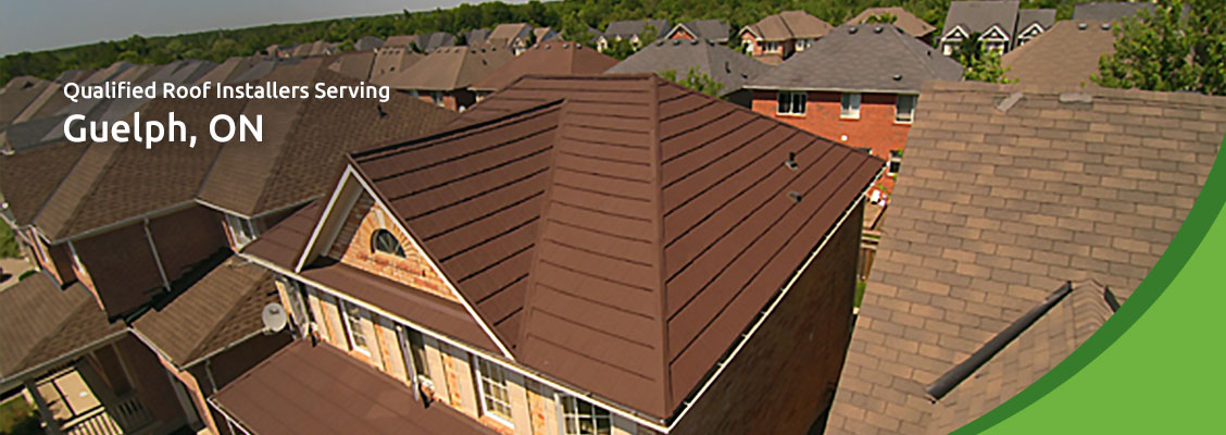 Qualified Roof Installers Serving Guelph, ON