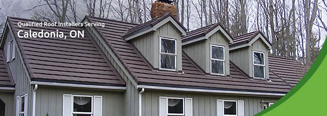 Qualified Roof Installers Serving Caledonia, ON