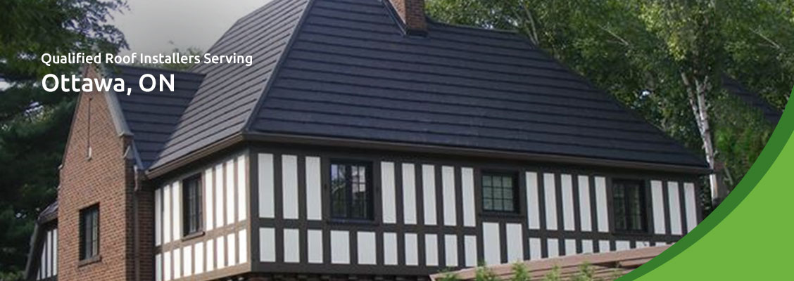 Qualified Roof Installers Serving Ottawa, ON
