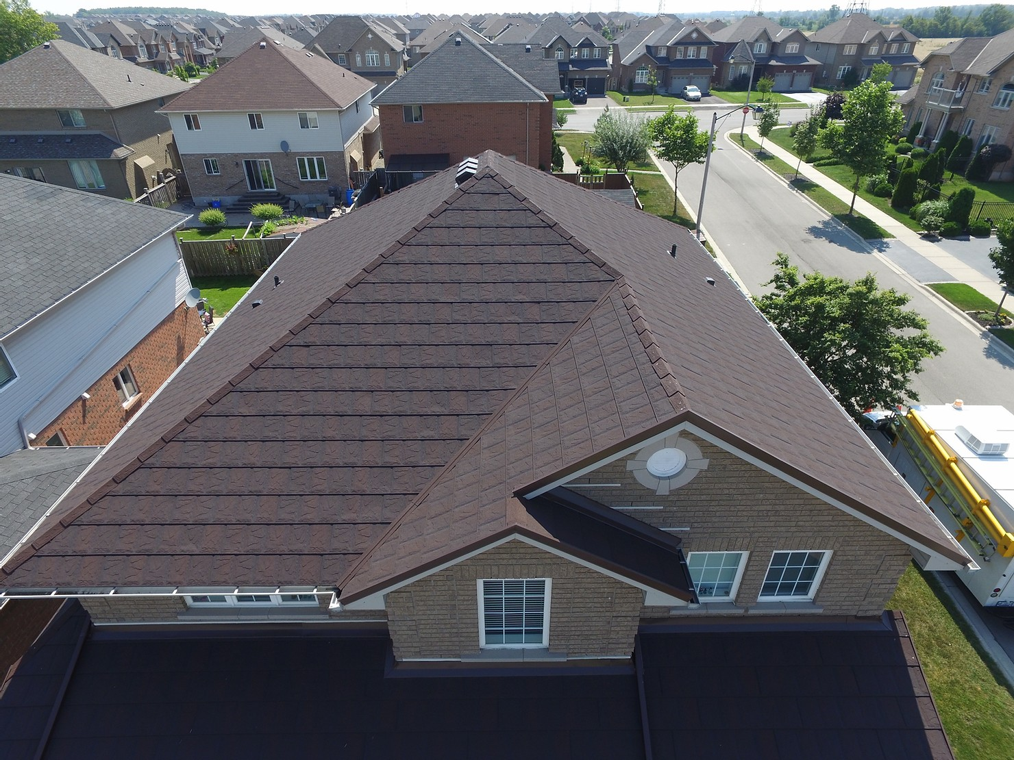 Steel Roofer in Toronto
