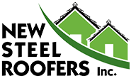 New Steel Roofers Inc. Logo