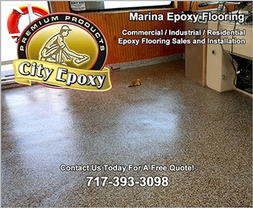 Marina Epoxy Flooring