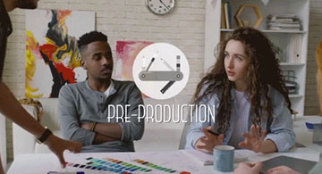 Video Pre-Production by SPCMNKY - Toronto Video Editing